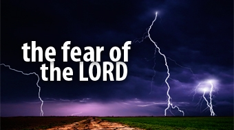 FEAR OF THE LORD GIFT OF THE SPIRIT